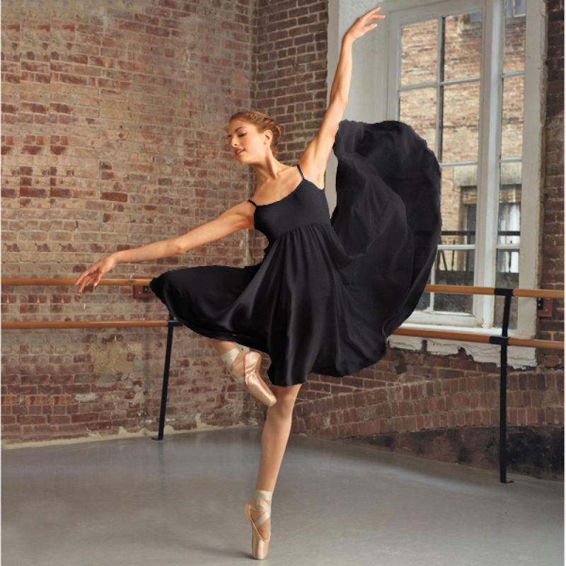 Capezio Camisole Empire Lyrical Dress The Dancers Shop Uk