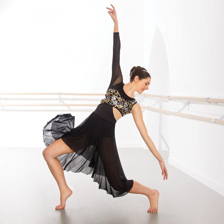 Ladies Lyrical Dresses And Lyrical Dance Costumes