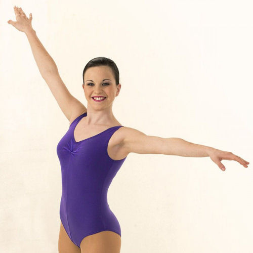 61460230316a bbodance Tap and Ballet Leotards for Grades 4 to 5