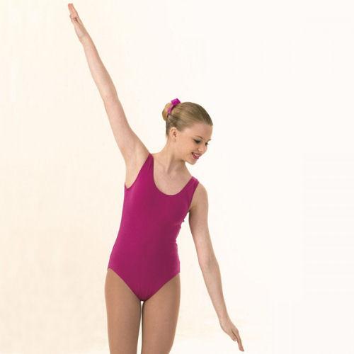 dcd208edf9a9 BBO Ballet   Tap Leotards for grades 1 to 3