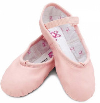 Dance Class by Trimfoot Toddler Girls' Beginner Ballet Shoes