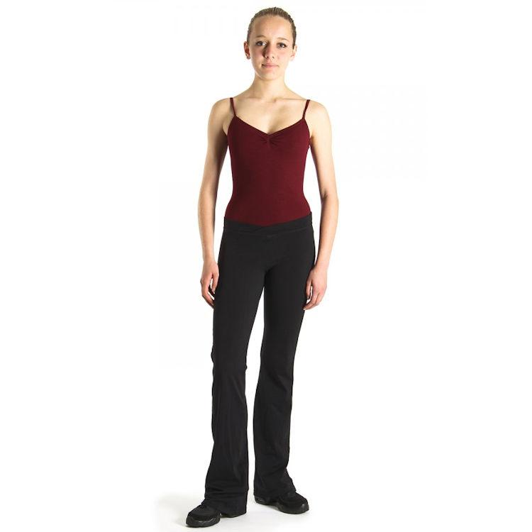 Bloch V- Waist Childrens Jazz Pants | The Dancers Shop UK