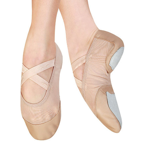 Ballet Shoes Nude 13