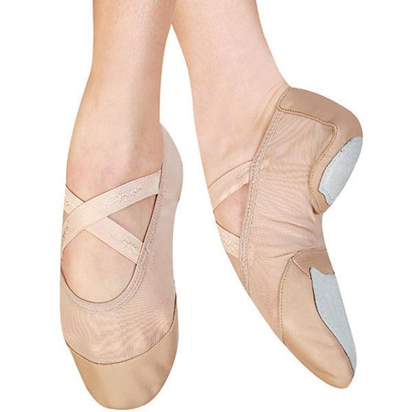 c029e5f33 Capezio Breeze Ballet Shoes / Slippers Capezio Breeze ballet slippers in  nude