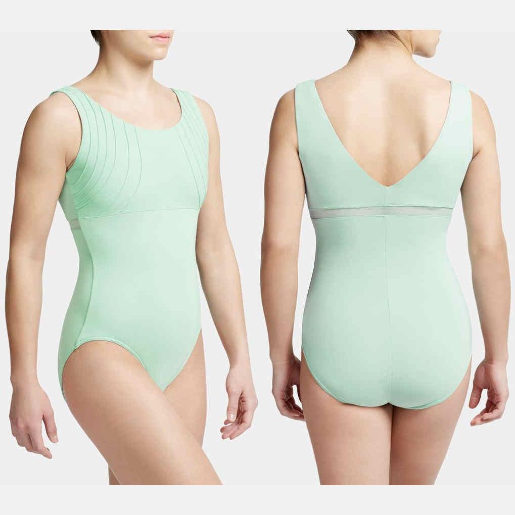 821f3c5169fb Capezio Ladies Tank Dance Leotard - MC823W | The Dancers Shop UK
