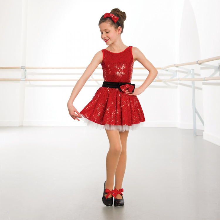 fd553914bd2617 1st Position Sequin Childrens Tutu Costume | The Dancers Shop UK