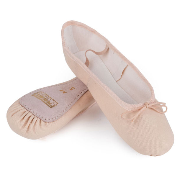 7ce6c226cd2e ... toddler and infant sizes also available. Freed Aspire Childrens Canvas Ballet  Shoes