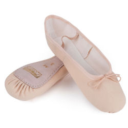 Freed Aspire Childrens Canvas Ballet Shoes