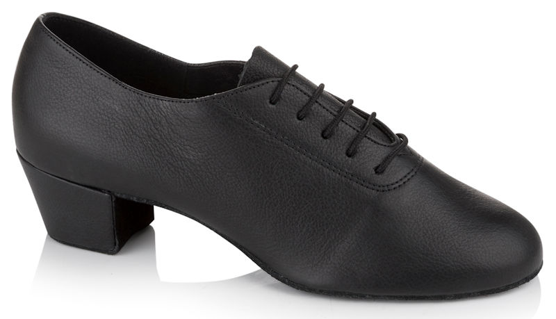 f32e003824c Freed Ladies Ballroom Practice Shoes available in black or tan leather