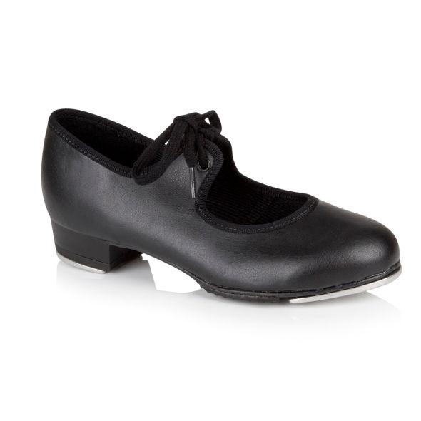 Childs Black Tap Shoes
