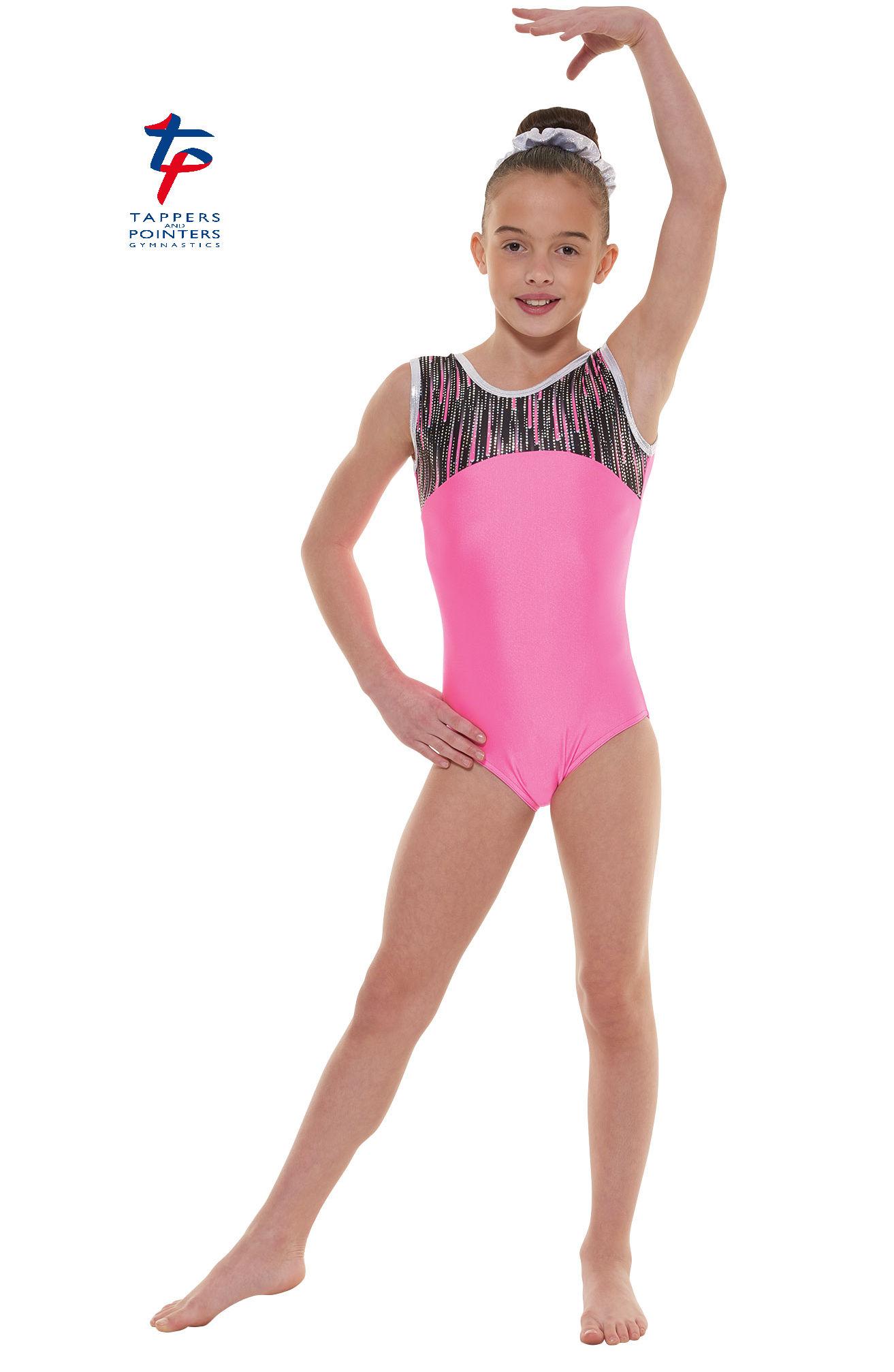 3a4c10825 Sleeveless Gymnastic Leotards UK