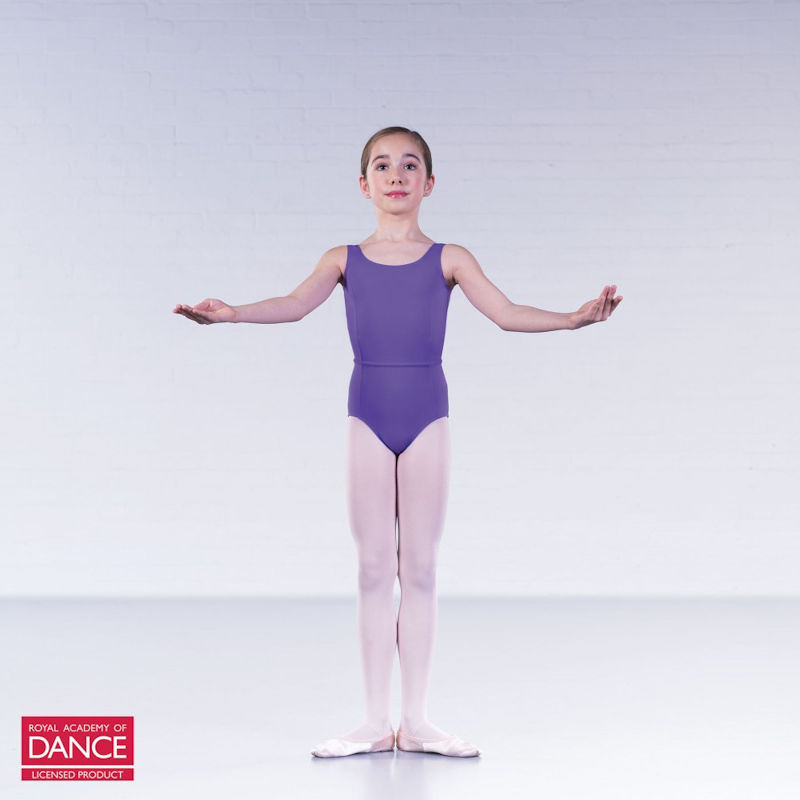 0335a788fd66 RAD Approved Sleeveless Leotard Grades 1 to 3