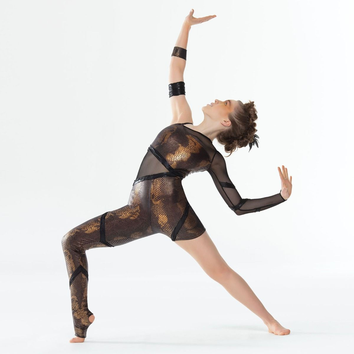 No Roots Childrens Lyrical Contemporary Dance Costume From Revolution Dancewear The Dancers Shop