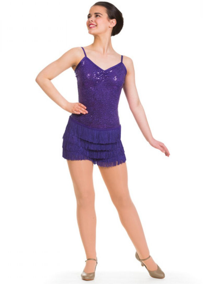 Skirt Leotard 104