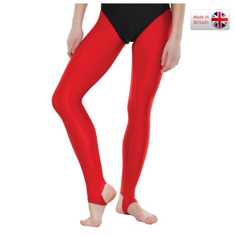 367ac206ee25b Nylon lycra stirrup tights sizes 3 to 5 | The Dancers Shop UK